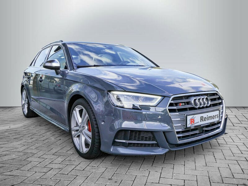 Audi S3 Sportback 2.0 TFSI Quattro LED ACC Virtual Cockpit